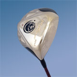 Mattiace Golf gold driver